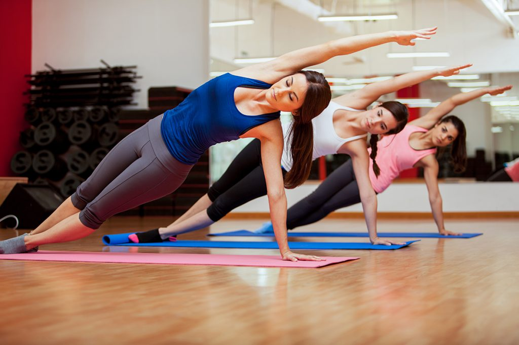 pilates dos hermanas