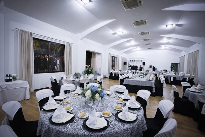 Salón grande La Motilla