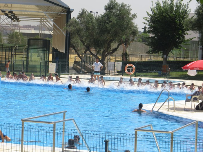 cursos de natación sevilla