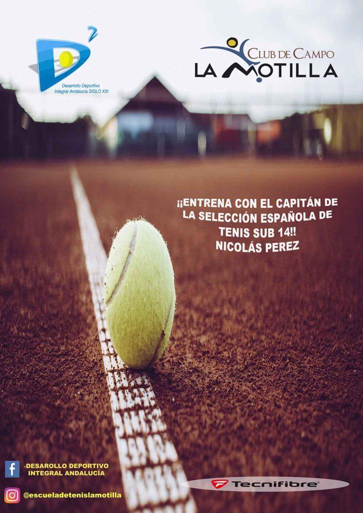 escuela de tenis dos hermanas