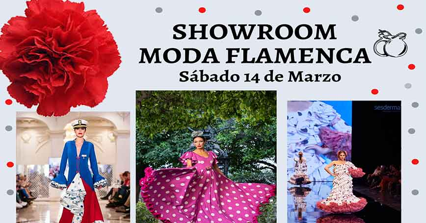 Showroom moda flamenca 2020
